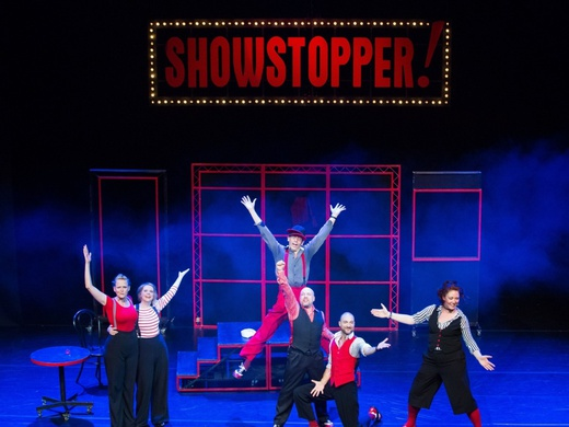 Showstopper! The Improvised Musical @ The Other Palace-