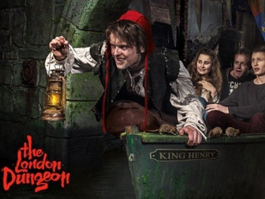 The London Dungeon-