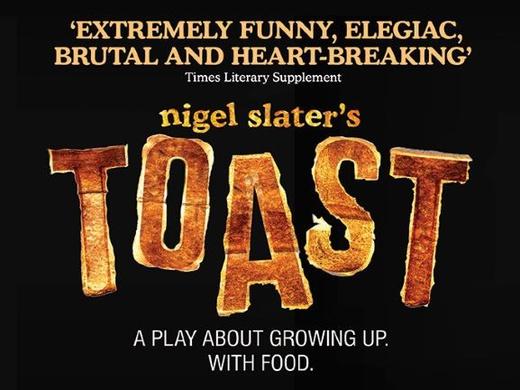 Nigel Slater's Toast-