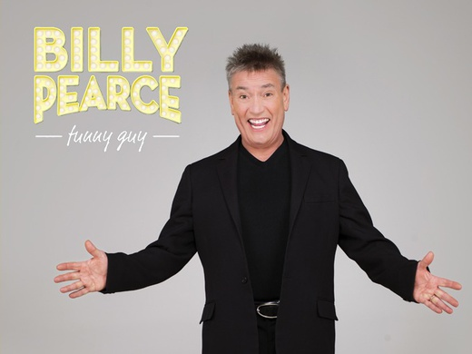 Billy Pearce - Rock with Laughter ...