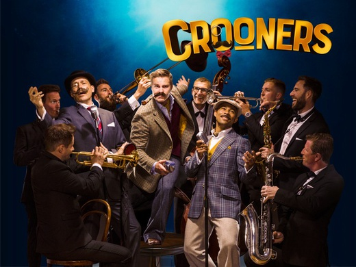 Crooners - A Rip Roaring Comedy Music Show