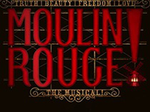 Moulin Rouge! The Musical (New York)