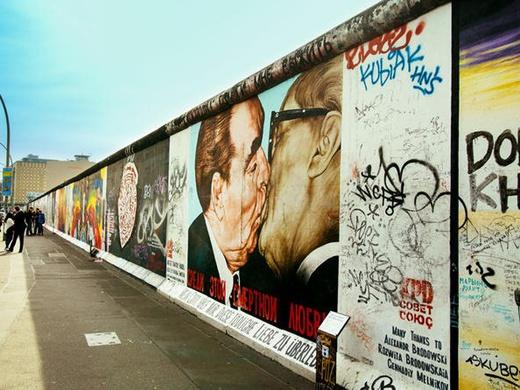 Berlin Wall by City Circle