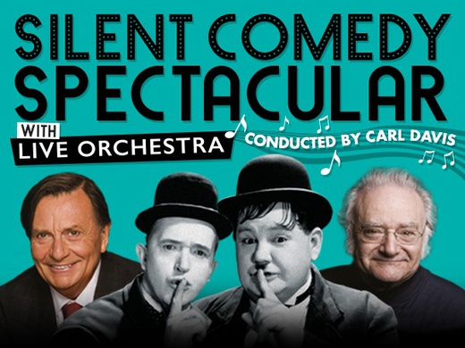 Barry Humphries' Silent Comedy Spectacular