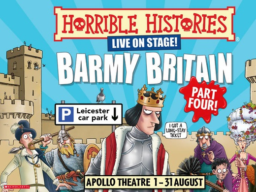 Horrible Histories Barmy Britain Part 4