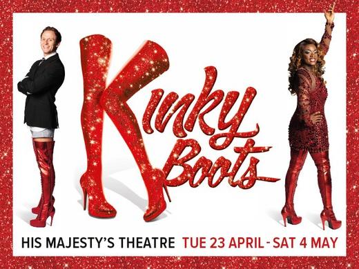 Kinky Boots (Aberdeen)
