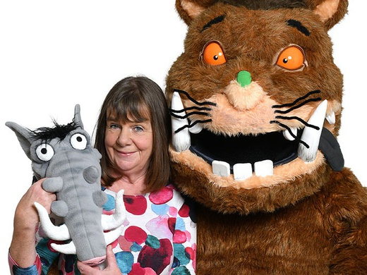 The Gruffalo, The Witch, and The ...