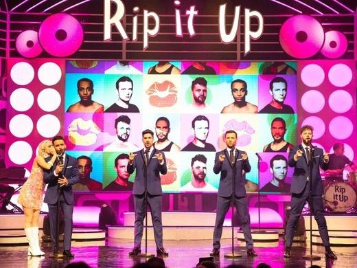 Rip It Up (inc. Pre-Show Meet & Greet)-