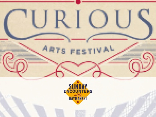 Curious Arts Festival: London Curious