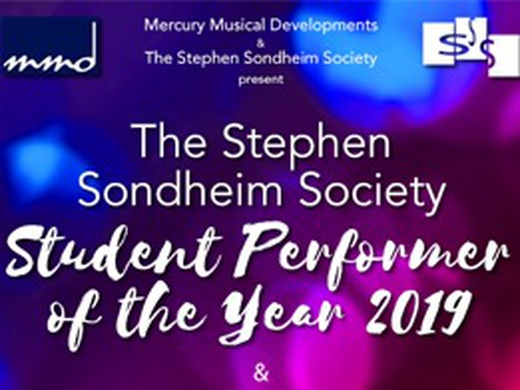 The Stephen Sondheim Society Student Performer ...