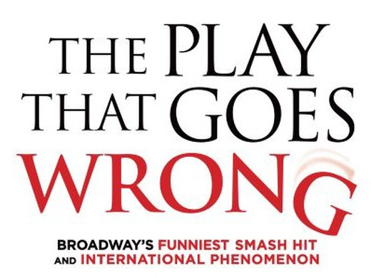 The Play That Goes Wrong (New York)