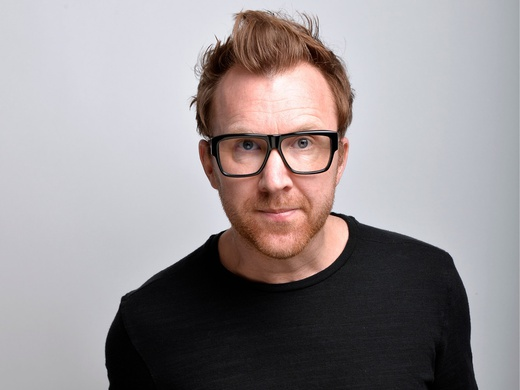 Jason Byrne: Wrecked But Ready