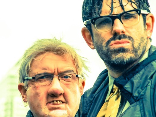 Angelos Epithemiou & Barry From Watford: The All New Angelos and Barry Show: Live Podcast