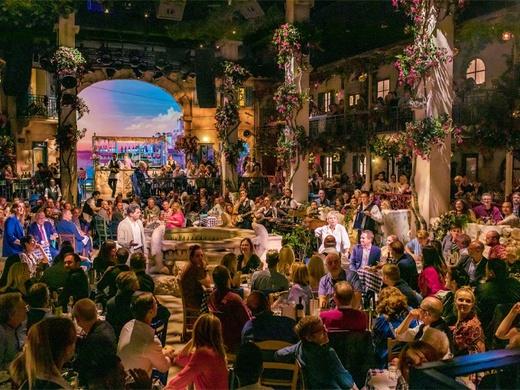 Mamma Mia! The Party-