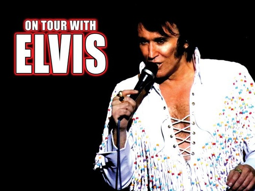 On Tour With Elvis - Starring ...
