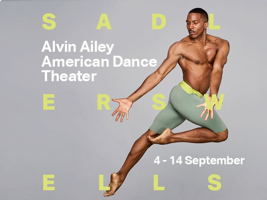 Alvin Ailey American Dance Theater - Programme C: New Moultrie / Members Don't Get Weary / Ella / Revelations-