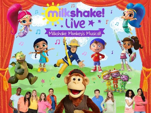 Milkshake Live 19