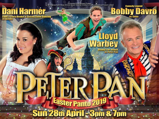 Peter Pan - Easter Panto 2019
