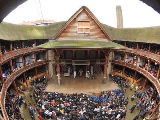 Shakespeare's Globe, Theatre Tours-