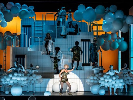 Orpheus in the Underworld-