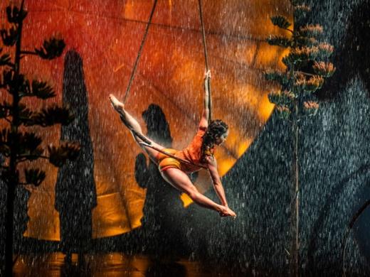 Cirque du Soleil's LUZIA London-