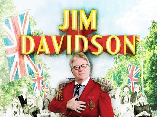 Jim Davidson - The Last Man ...