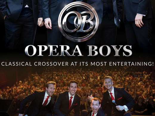 The Opera Boys in Concert