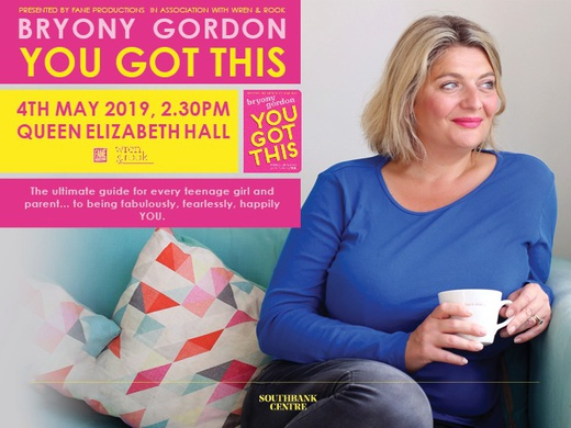 Bryony Gordon: You Got This