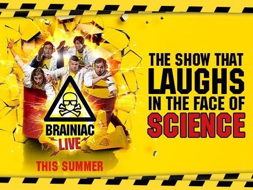 Brainiac Live-