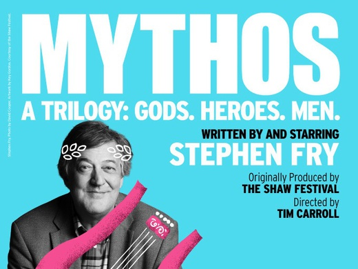 Stephen Fry's Mythos - Part 1: ...
