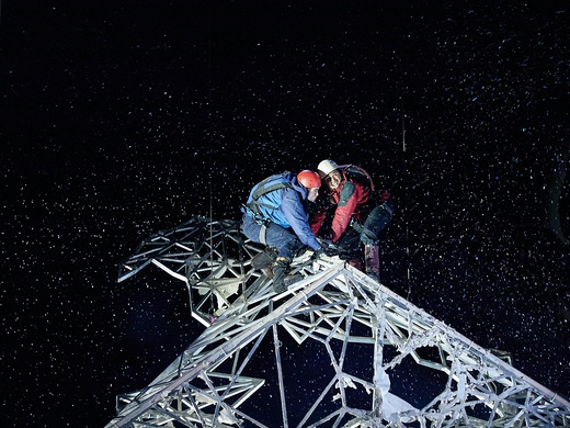 Touching The Void-
