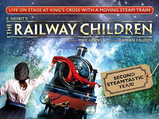 i admire the railway children Ravmon: how did the idea for railway children develop receiving quite a great deal of positive word from writers on the subject of horror and the paranormal whom i really admire ravenous monster youtube channel.