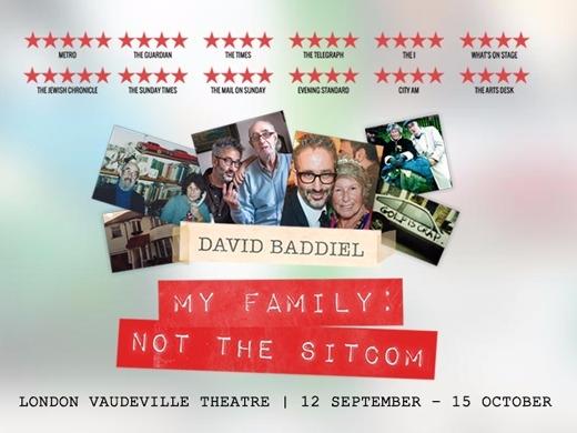 David Baddiel: My Family: Not The Sitcom