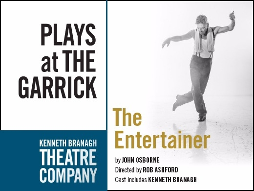 Kenneth Branagh - The Entertainer