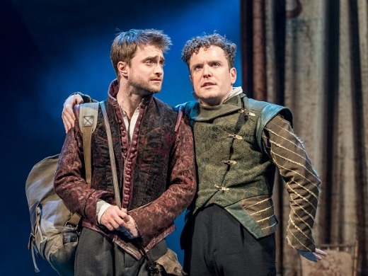 NT Live Encore: Rosencrantz & Guildenstern Are Dead