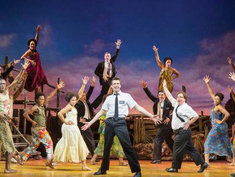 The book of mormon tickets london from the box office - The book of mormon box office ...