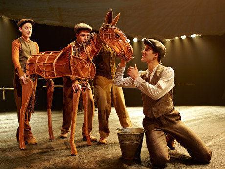 Deals war horse tickets