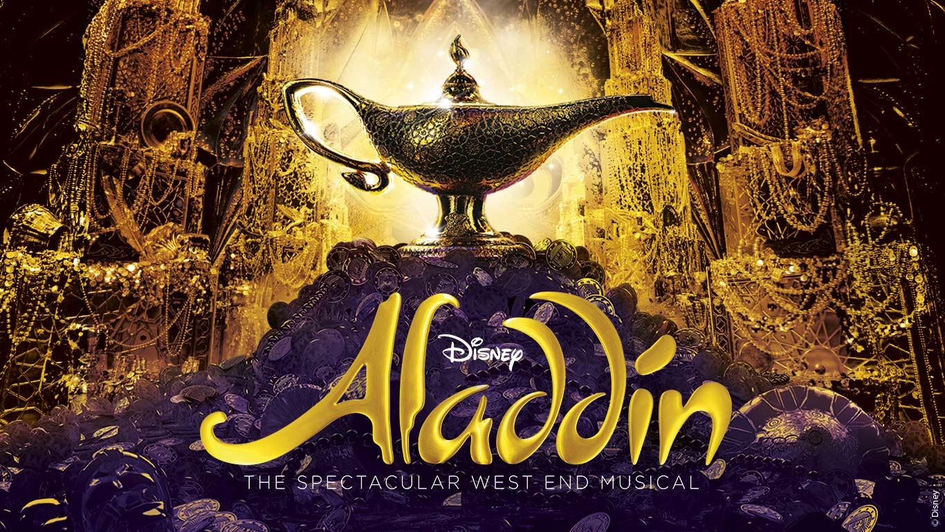Disney's Aladdin tickets - London | Buy Directly From Disney