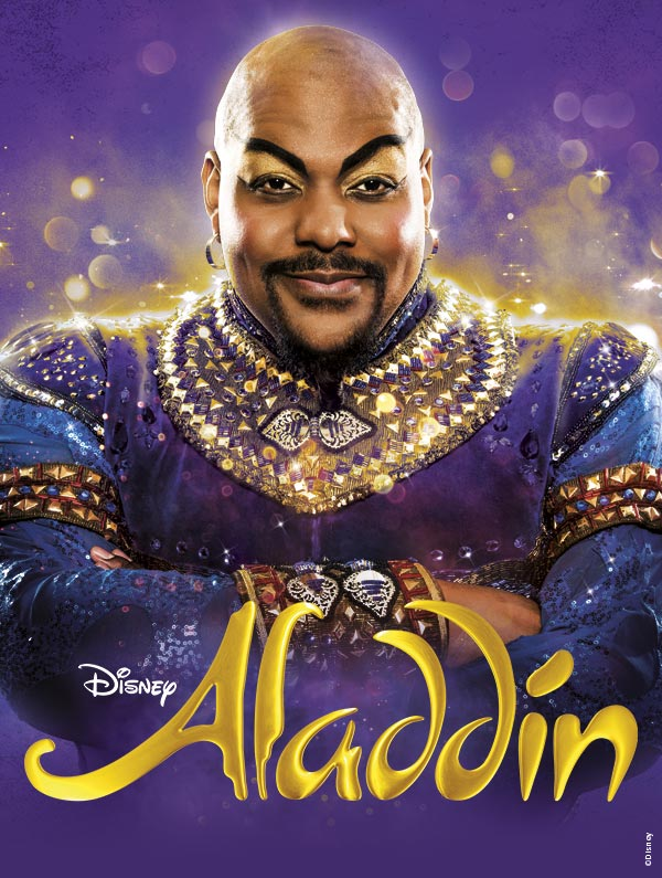 Aladdin – Disney's New Musical
