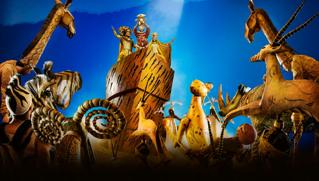 Disney's The Lion King London DI1