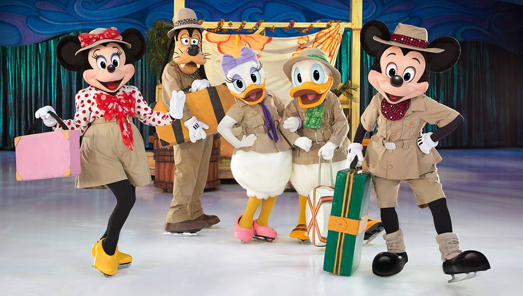 Disney On Ice Passport To Adventure Image 1D