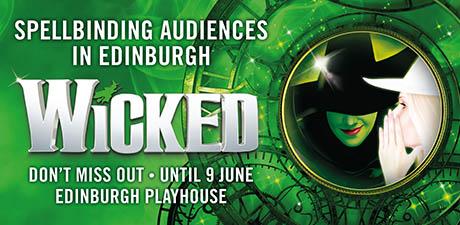 Wicked Tour Edinburgh