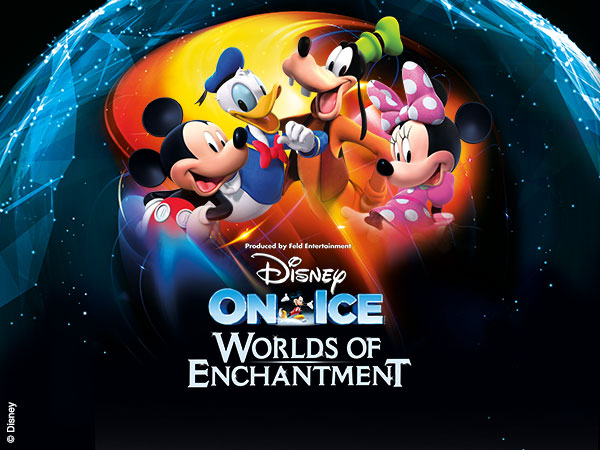 Disney On Ice - World of Enchantment