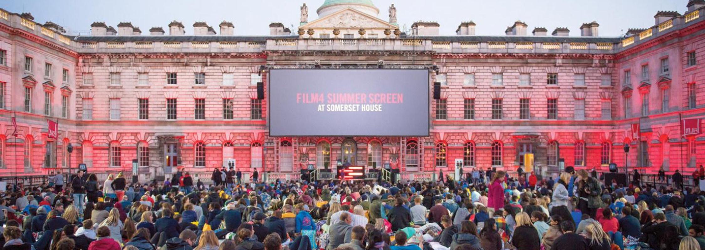 Film4 Summer Somerset House