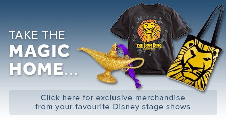 Disney Theatrical Group Merchandise