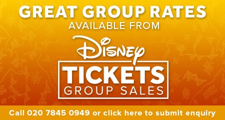 Disney's The Lion King London Group Ticket bookings