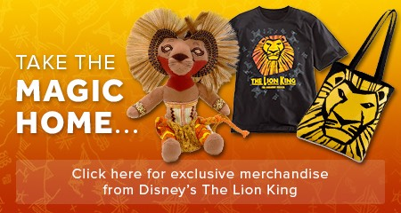 Disney's The Lion King London Merchandise