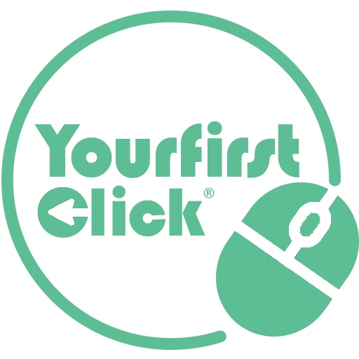 Your first Click Logo
