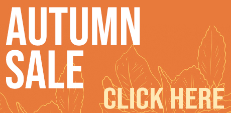 Autumn Sale Homepage